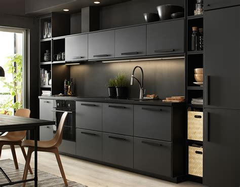 ikea black kitchen cabinets a sneak peak at the new ikea catalogue chfi 98 1 4419