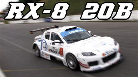 mazda rx   rotor  race car btcs youtube