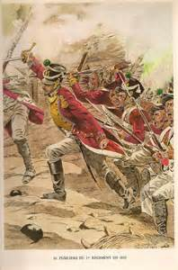 Napoleonic Swiss Line Officer