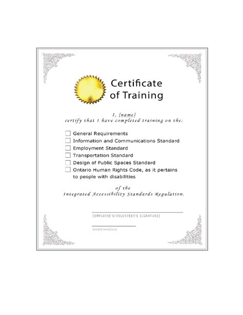 it courses free with certificate blank sle certificate of free