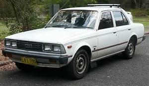 1981 Toyota Corona - Overview