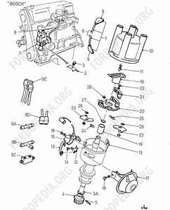 Pinto Ohc Engines Parts List  B7 40