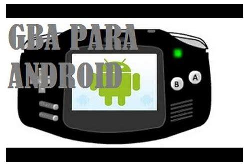 como baixar gba roms no android español