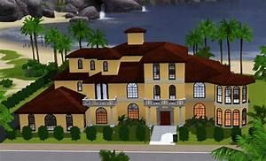 Maison De Riche : sims 3 maison de fort lauderdale house architecture ~ Melissatoandfro.com Idées de Décoration