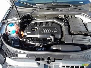 2009 Audi A3 2 0t 2 0 Liter Fsi Turbocharged Dohc 16