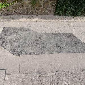 concrete repair system works on concrete asphalt With asphalt floor screed