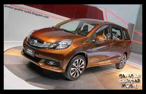 Gambar Mobil Honda Mobilio by Gambar Mobil Honda Mobilio Terbaru Gambar Gambar Mobil