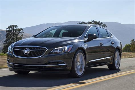 2019 Buick Lacrosses by 2019 Buick Lacrosse A Trim Comparison Auto Review Hub