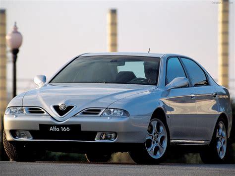 Alfa Romeo 166 by Alfa Romeo 166 Car Wallpaper 021 Of 36 Diesel