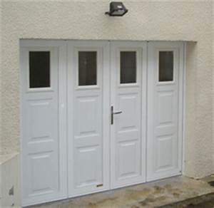 Porte De Garage 4 Vantaux : porte de garage battante tradition performance portes de ~ Dallasstarsshop.com Idées de Décoration