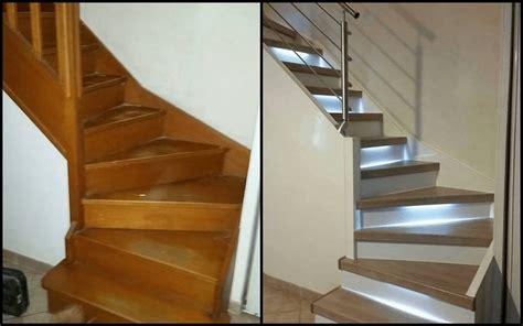 béton ciré sur carrelage plan de travail cuisine rénover un escalier peindre sans poncer