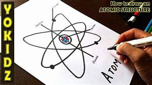 How To Draw An Atomic Structure