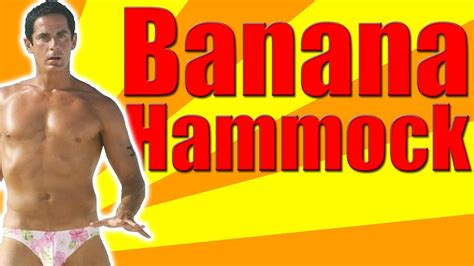 Bannana Hammocks by Banana Hammock Song 8 17 11 Day 785