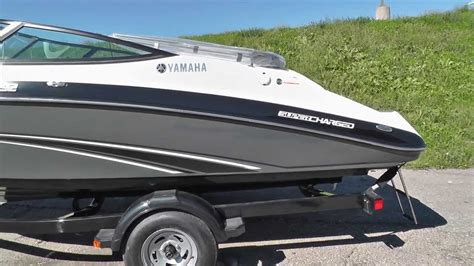 Yamaha Jet Boat Not Starting by 2014 Yamaha Sx192 Jet Boat For Sale Lodder S Marine