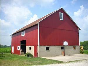 behr 1 gal red barn and fence exterior paint 02501 at the With barn red outdoor paint