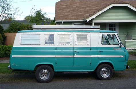 curbside classic   ford econoline  leader