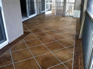 Paper Bag Floors Concrete Image