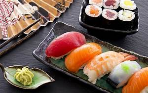 Sushi Computer Wallpapers, Desktop Backgrounds | 2560x1600 ...