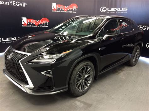 lexus rx  luxury suv review cars tuneup