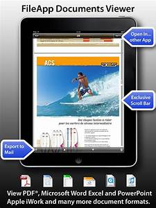 5 free document viewer apps for ipad for Documents viewer ipad
