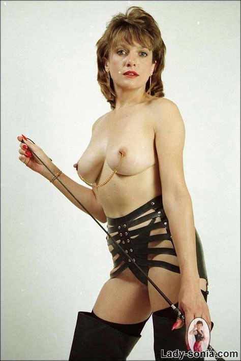 Booted leggy milf dominatrix Lady Sonia - Pichunter