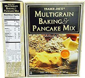 Amazon.com : Trader Joe's Multigrain Baking & Pancake Mix