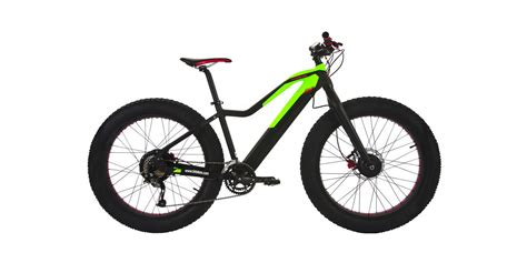 All-wheel Drive Electric Bicycles
