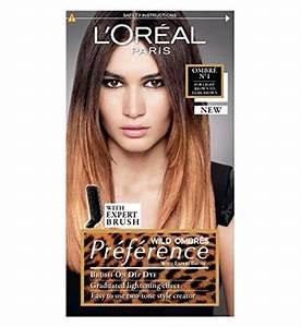 L'Oréal Préférence Wild Ombrés No1 | Beauty Store