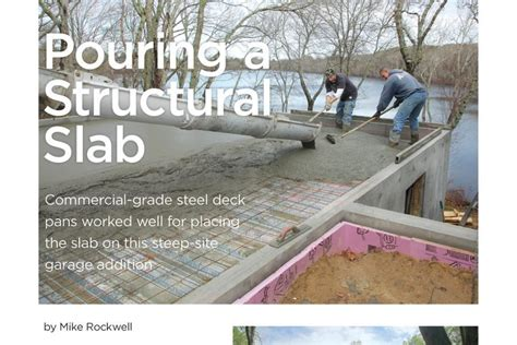 structural slab costs jlc