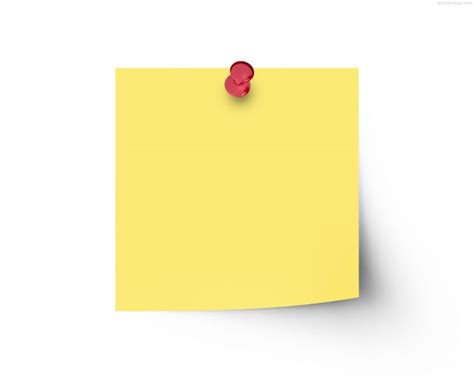 post it note template sticky note template notes with pins for powerpoint thumb 5 recent visualize powerpoint