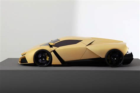 lamborghini cnossus supercar concept lamborghini cnossus concept design what do you think