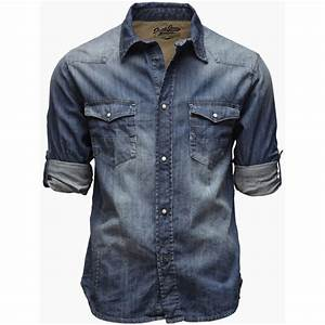 Denim shirt - Haltmart.com