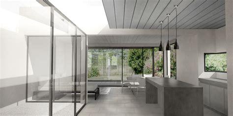 Render Interior Estudio De Arquitectura Bam, Buenos Aires. Www.bamarquitectura.com