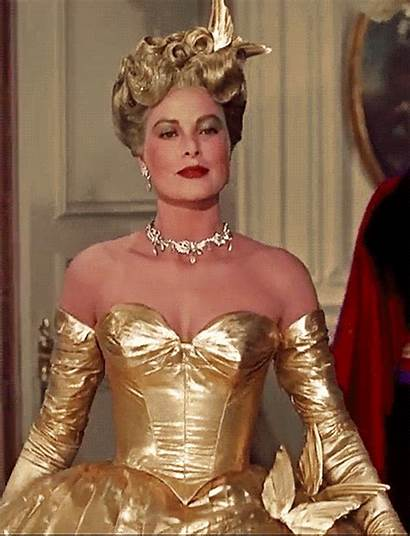Thief Catch Gold Gown Grace Kelly Costumes