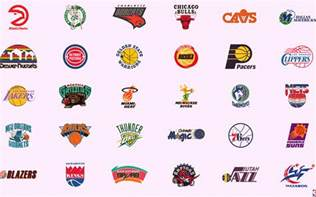 Old NBA Team Logos