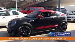Mini Cooper Bmw : bmw mini cooper s coupe jcw 2014 seminuevos plasencia youtube ~ Maxctalentgroup.com Avis de Voitures