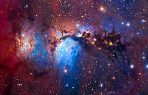 Beautiful Reflection Nebula of M78