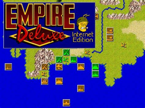 Empire Deluxe Internet Edition Free Download for Windows ...