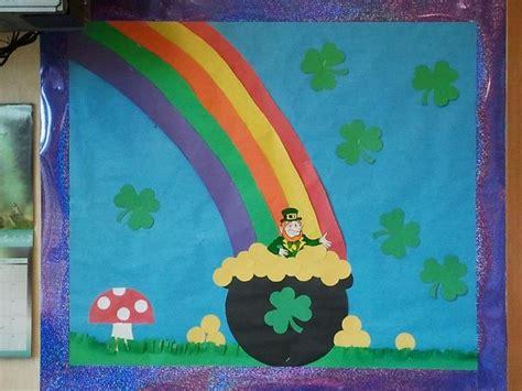 Saint Patrick's Day Bulletin Boards