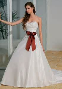 cheap dresses for weddings cheap fall wedding dress with sash sang maestro