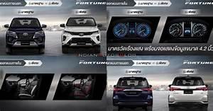 2021 Fortuner Vs  Fortuner Legender  Toyota Explains Differences  Video