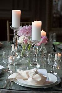White, Candle, Table, Decor