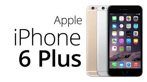 apple iphone 6 plus apple iphone 6 plus recenze