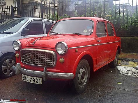 Fiat Classic Cars by Fiat Classic Car Club Mumbai Page 248 Team Bhp