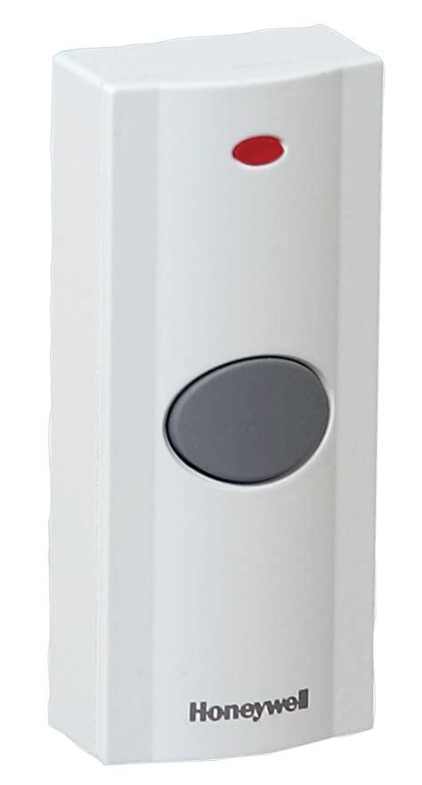 wireless door bell push button rpwl200a honeywell