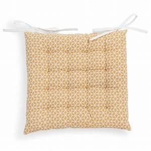 Galette De Chaise Maison Du Monde : galette de chaise en coton vintage maisons du monde ~ Melissatoandfro.com Idées de Décoration