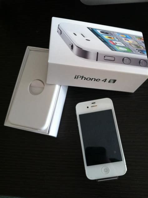 my iphone got iphone 4s unboxing dailyifix
