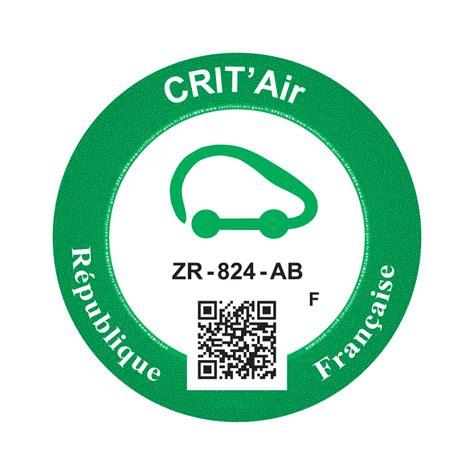 crit air vignettes crit air 224 partir du 1er juillet l absence de vignette sera verbalisable otre