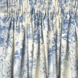 Rideaux Toile De Jouy by Shower Curtains Toile Interior Decorating