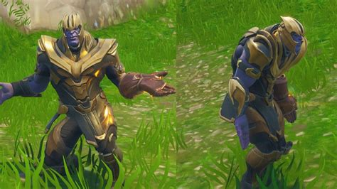 fortnite orange justice thanos fortnite  bucks